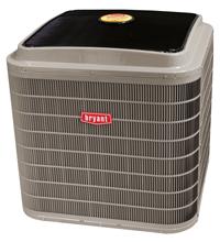 Bryant air conditioner appliance